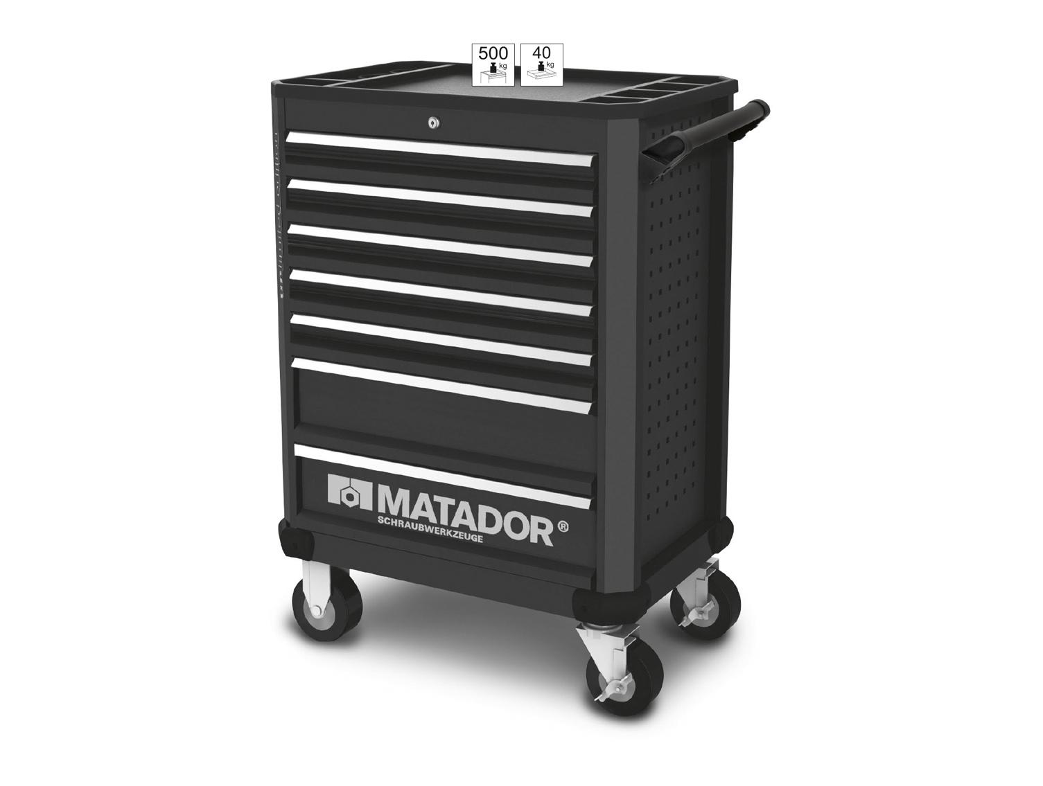 RATIO TRUCK, 201-tlg., MATADOR 81639561
