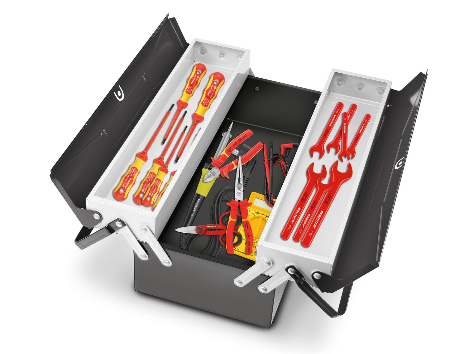 Elektriker-Werkzeugsatz 26-tlg., MATADOR 81700701