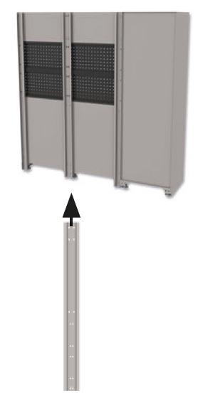 Men's Kitchen: Boden Mittelstrebe 146x1980x30 mm MATADOR 81520099