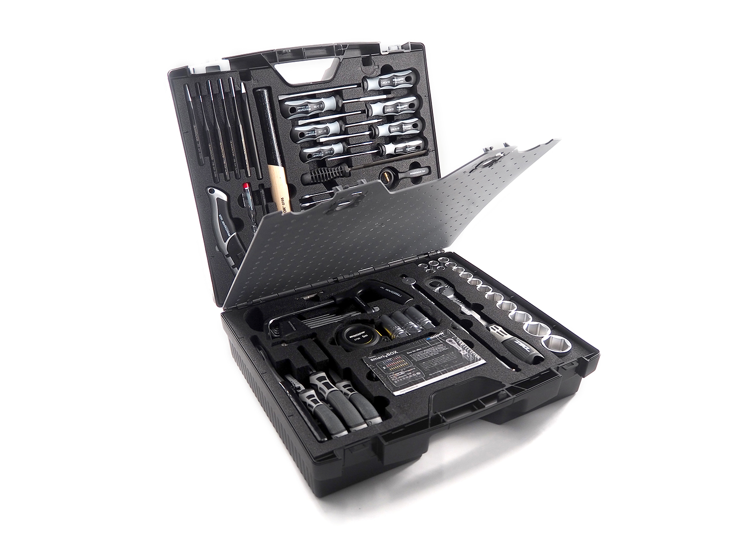 Werkzeugkoffer BLACKBOX 125-tlg., 6 - 32 mm, MATADOR 41520001