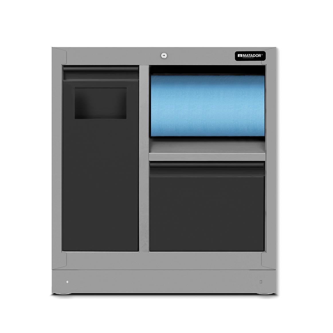 Men's Kitchen: Multifunktionsschrank L, 861 x 960 x 500 mm, MATADOR 81523404