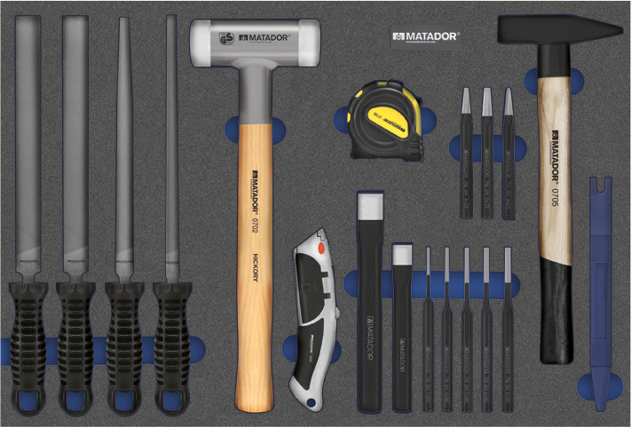 Mechaniker-Werkzeug-Satz 81641710