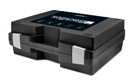 """Qualitätskoffer """"Made in Germany"""" im kompakten Design."""