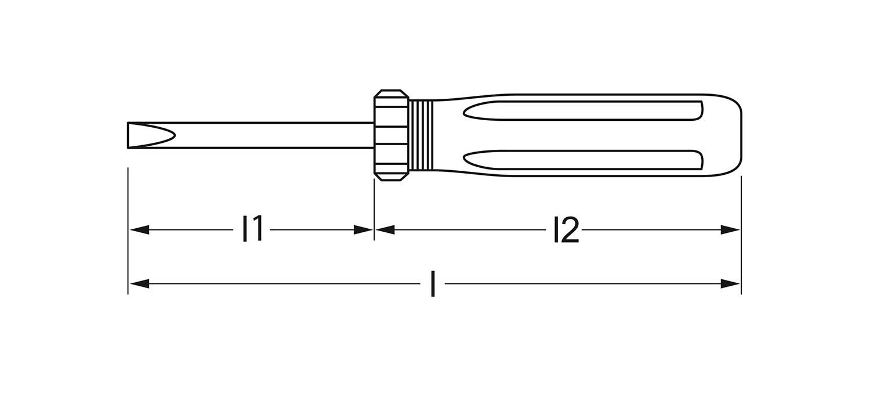 Umsteck-Schraubendreher