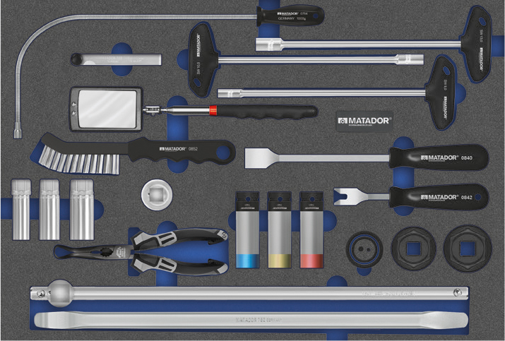 Kfz-Werkzeug-Satz 81641800